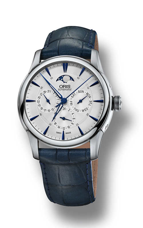 Oris Culture Artelier Complication Watch 01 781 7703 4031-07 5 21 75FC product image