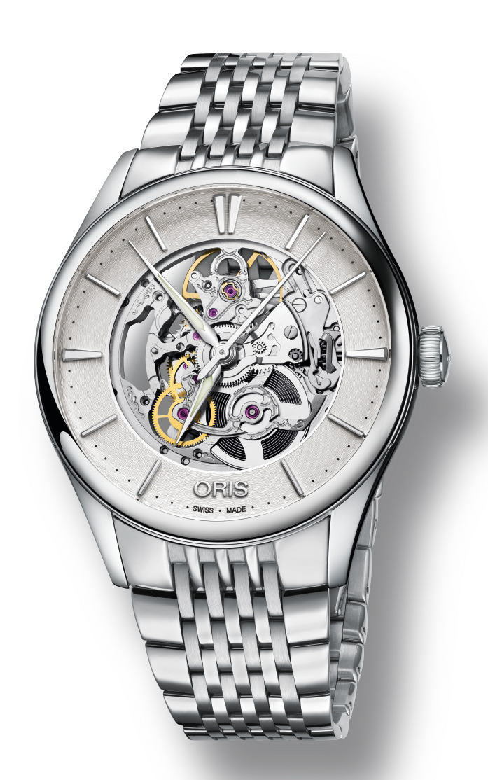 Oris Culture Artelier Skeleton Watch 01 734 7721 4051-07 8 21 79 product image