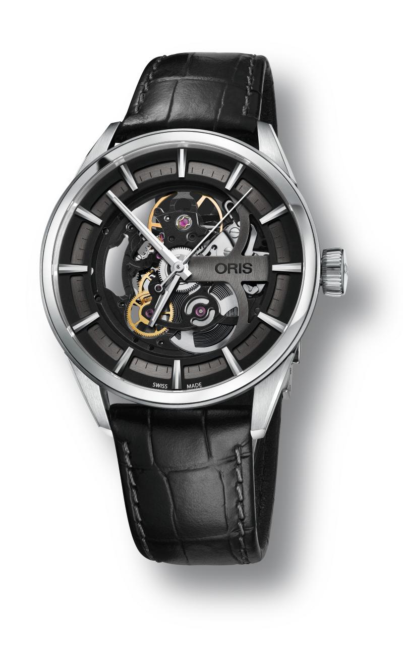 Oris Culture Artix Skeleton Watch 01 734 7714 4054-07 5 19 81FC product image