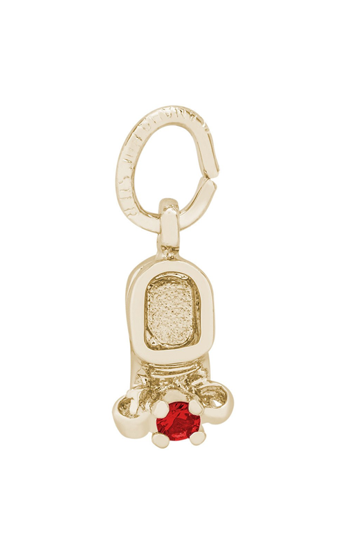 Rembrandt Charms Baby Shoe Charm 0473-07 product image