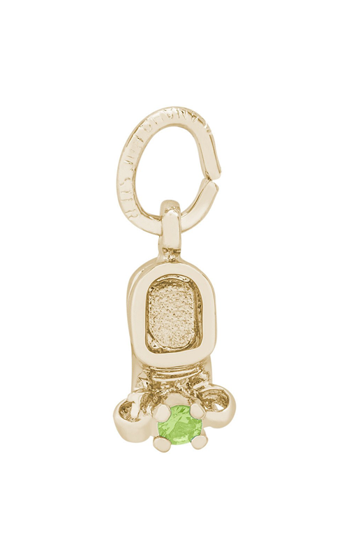 Rembrandt Charms Baby Shoe Charm 0473-08 product image