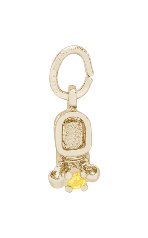 Rembrandt Charms Baby Shoe Charm 0473-11 product image
