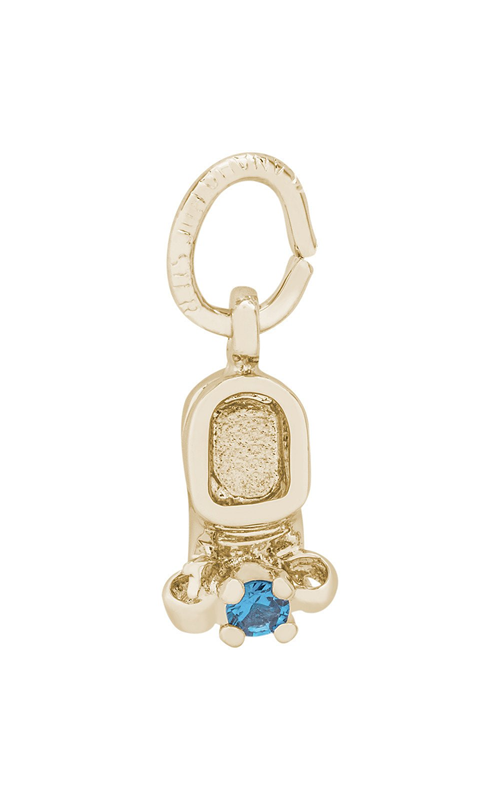 Rembrandt Charms Baby Shoe Charm 0473-12 product image