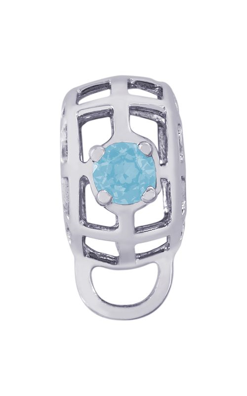 Rembrandt Charms Caged Stone Charmdrop 9181-03 product image