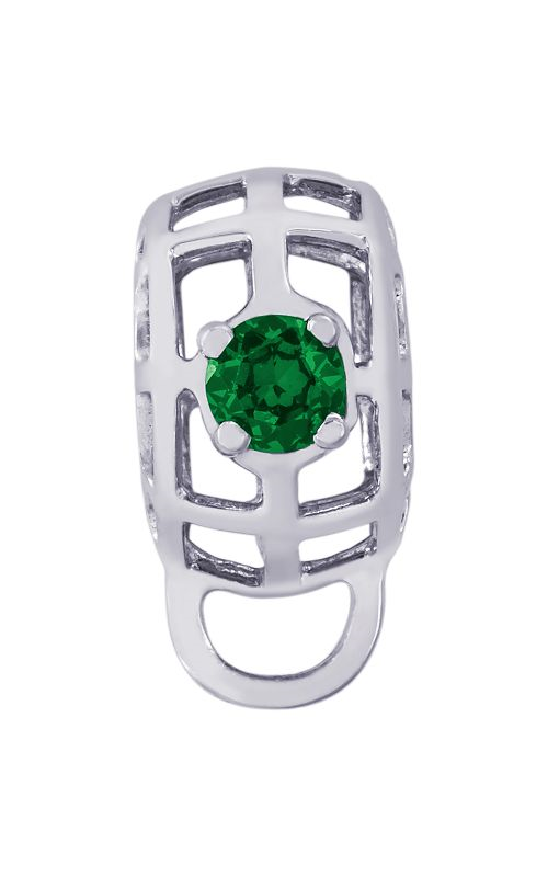 Rembrandt Charms Caged Stone Charmdrop 9181-05 product image