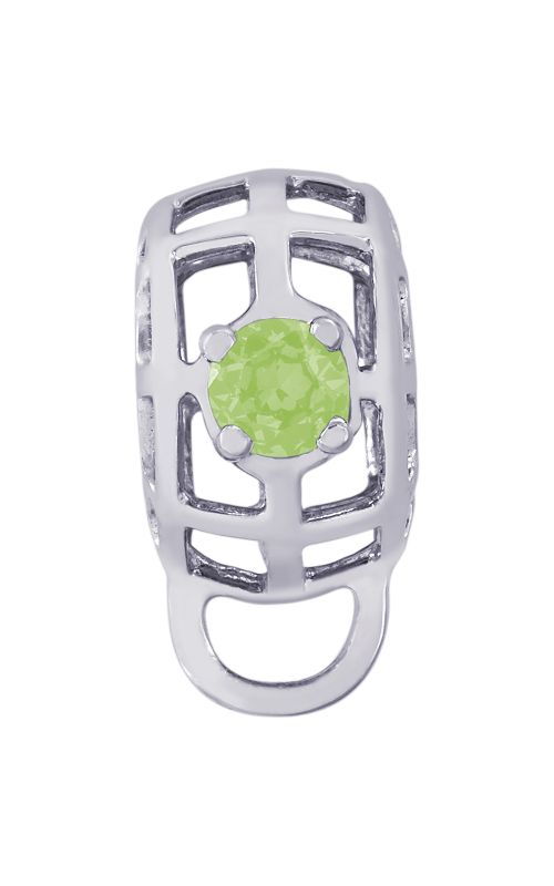 Rembrandt Charms Caged Stone Charmdrop 9181-08 product image