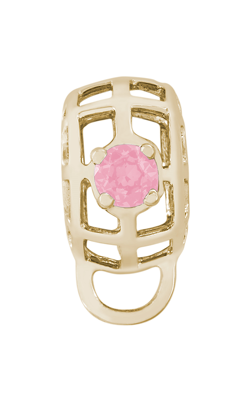 Rembrandt Charms Caged Stone Charmdrop 9181-10 product image