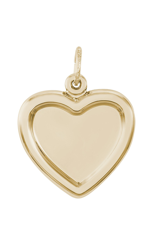Rembrandt Charms Heart Photoart Charm 8613 product image