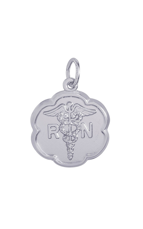 Rembrandt Charms Registered Nurse Charm 0181 product image