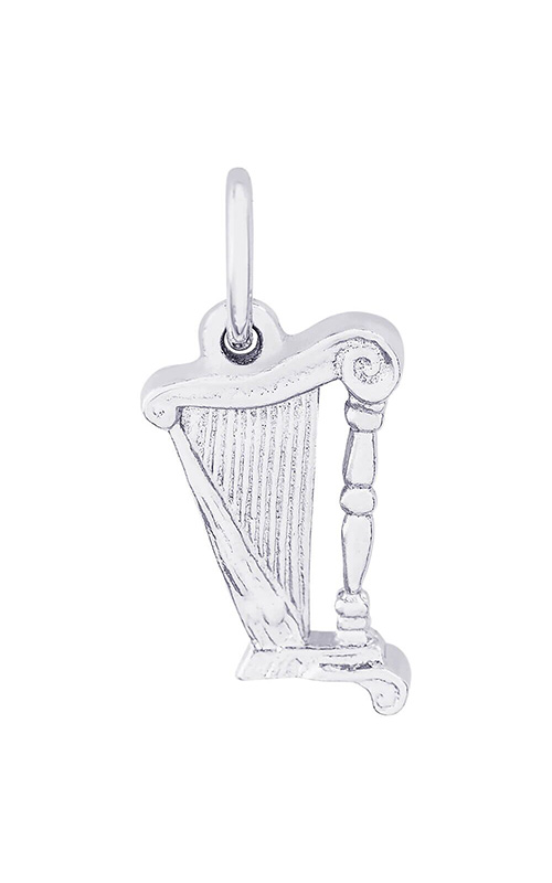 Rembrandt Charms Harp Charm 1682 product image