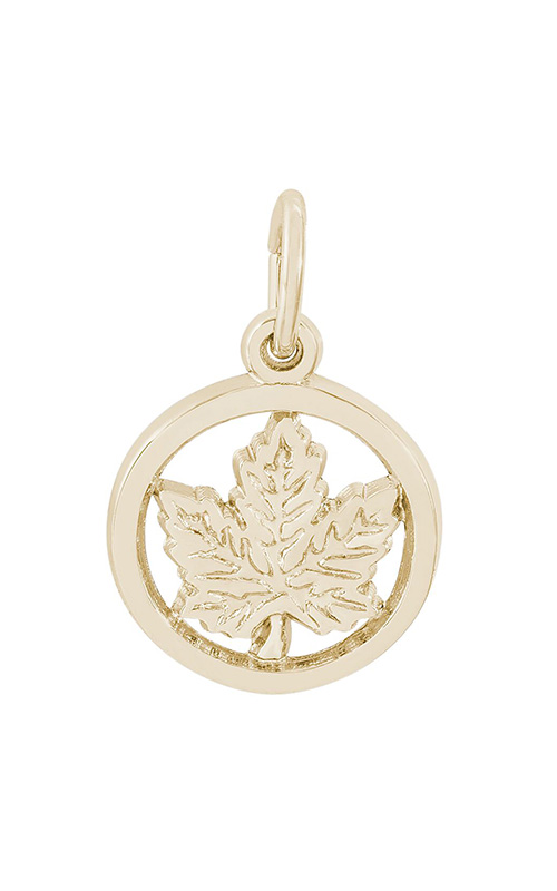 Rembrandt Charms Maple Leaf Charm 0108 product image