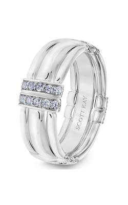 Scott Kay Wedding Band 22-SK5625P8-G product image