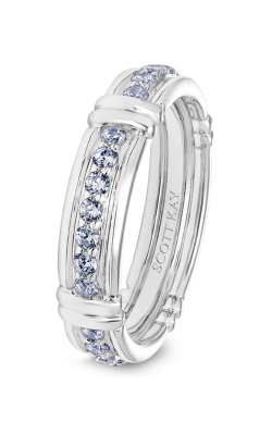 Scott Kay Wedding Band 22-SK5627P100-G product image