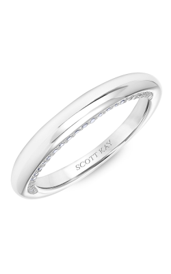 Scott Kay Guardian Women's Wedding Band 31-SK6009P-L product image