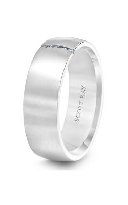 Scott Kay Luminaire Men's Wedding Band 22-SK5656W7-G.00 product image