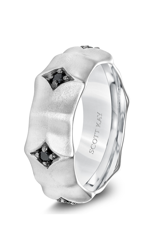 Scott Kay Wedding band G4070RBS9 product image