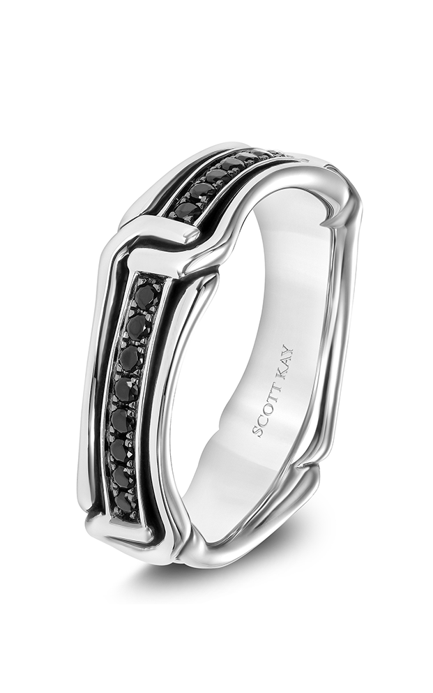 Scott Kay Wedding band G4094RBBV6 product image