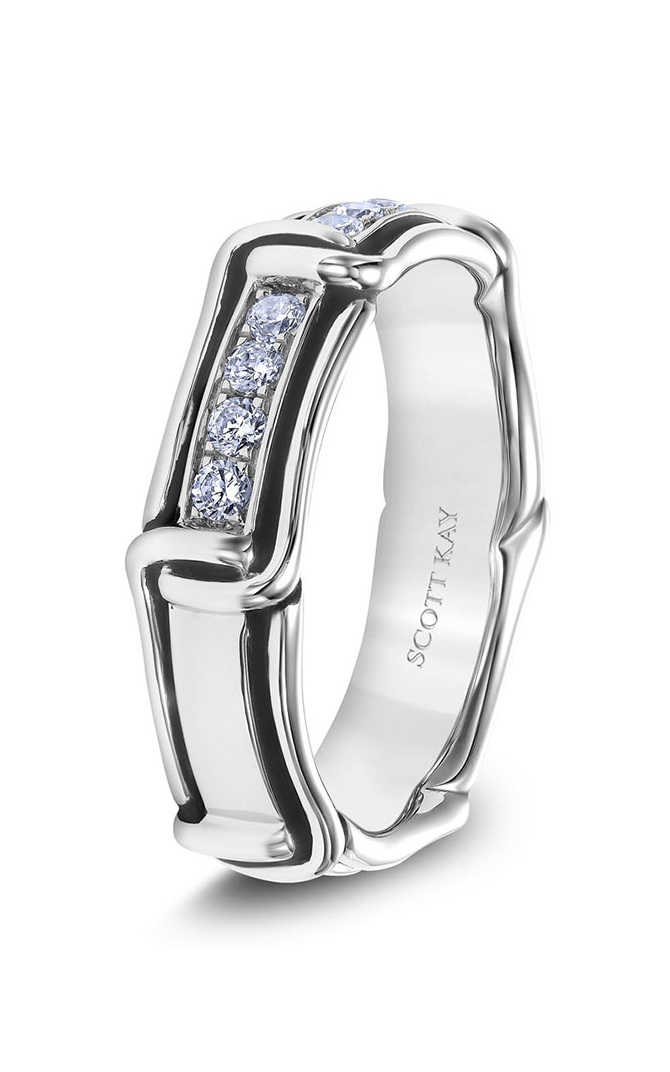 Scott Kay Wedding band G4085CV6 product image