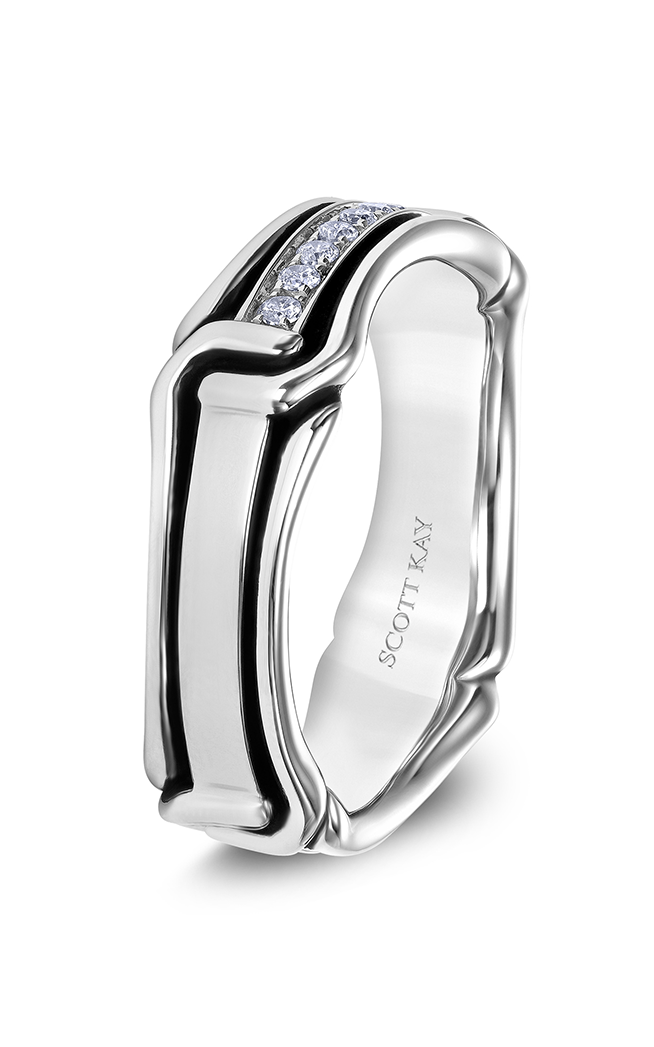 Scott Kay Wedding band G4084RBBV6 product image