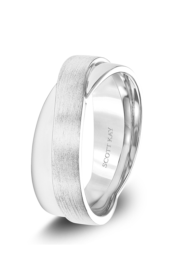 Scott Kay Wedding band G4047C8 product image