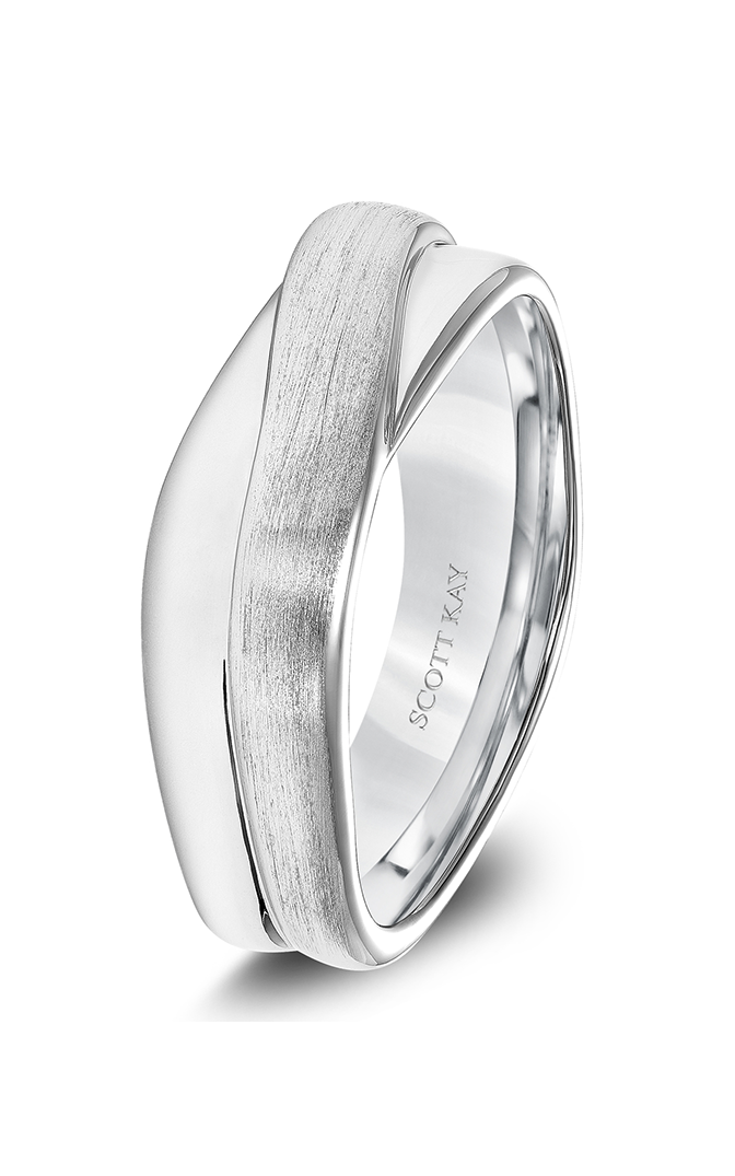 Scott Kay Wedding band G4048C8 product image