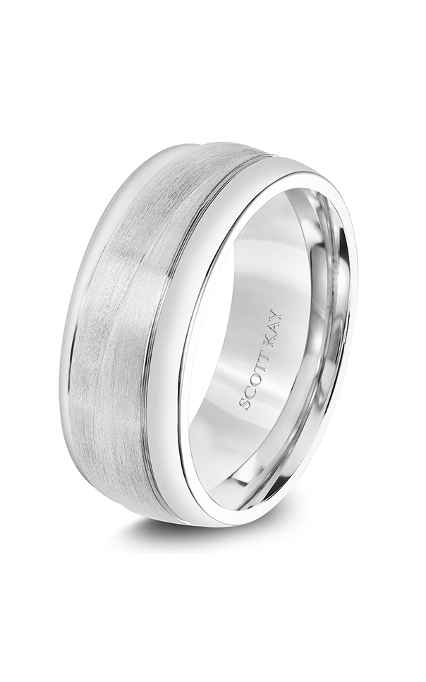 Scott Kay Wedding band G4089C9 product image