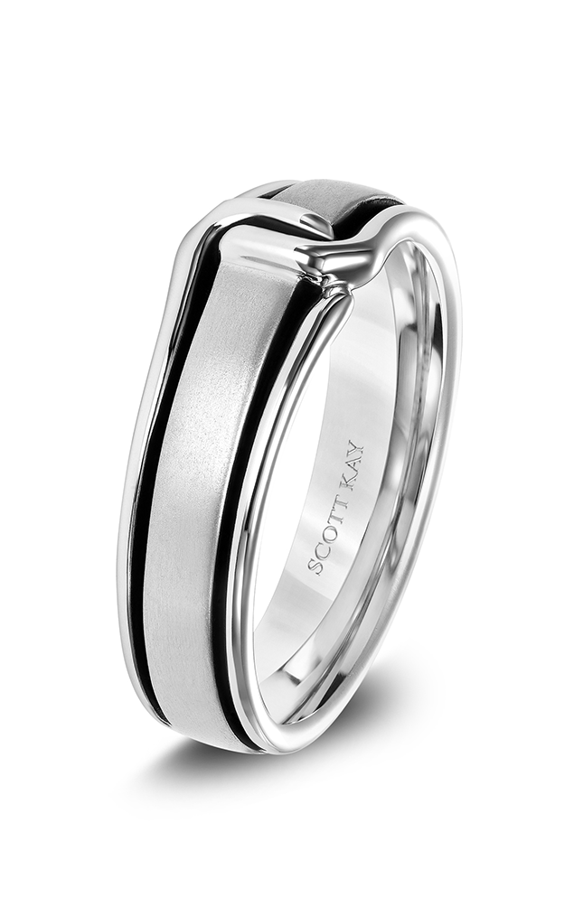 Scott Kay Wedding band G4088CV6 product image