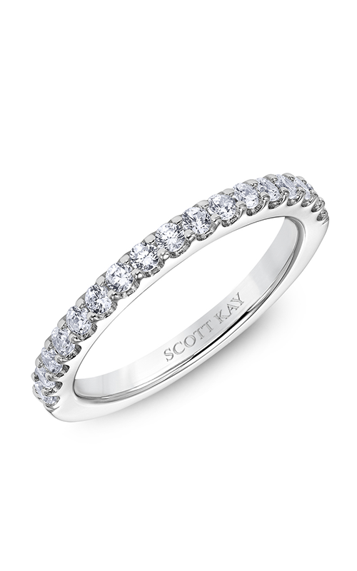 Scott Kay Luminaire Wedding Band B2525R515 product image