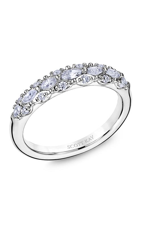Scott Kay Luminaire Wedding Band B2619RM515 product image