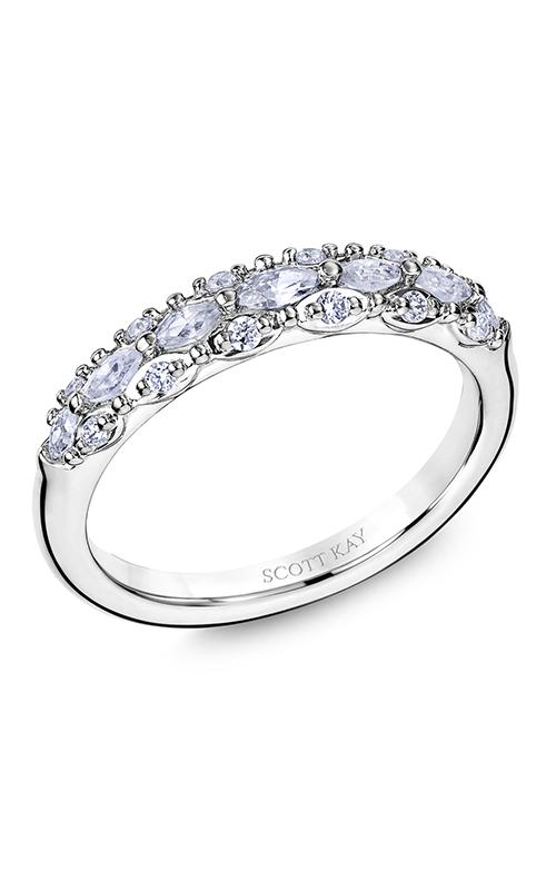 Scott Kay Luminaire Wedding Band B2620RM520 product image