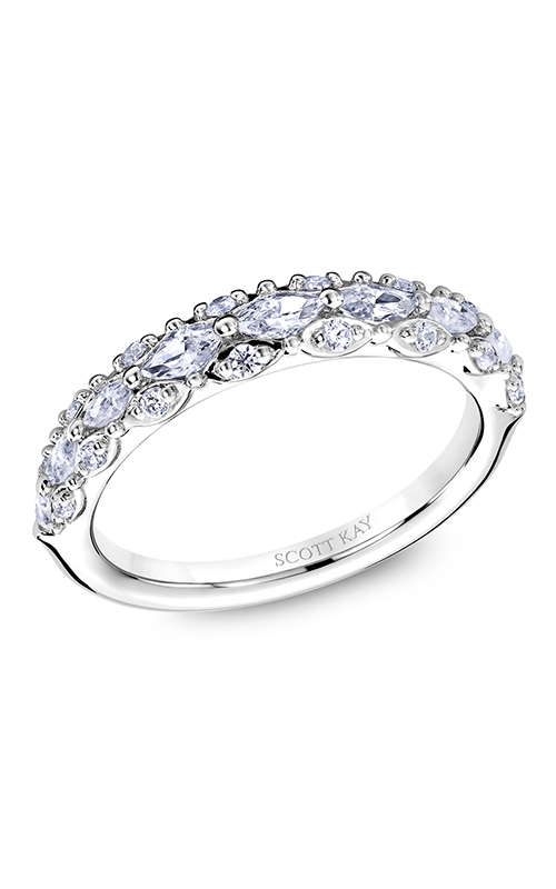 Scott Kay Wedding band B2606RM510 product image