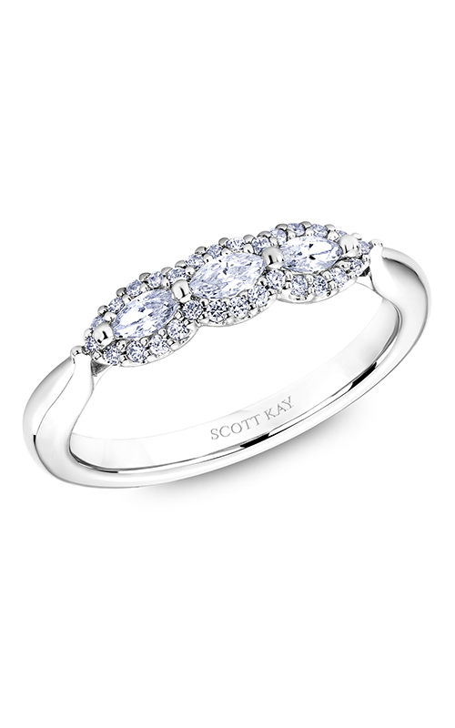 Scott Kay Wedding band B2624RM510 product image