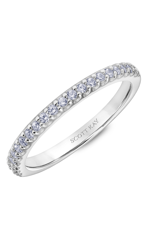 Scott Kay Heaven's Gates Wedding Band 31-SK5612W-L.01 product image