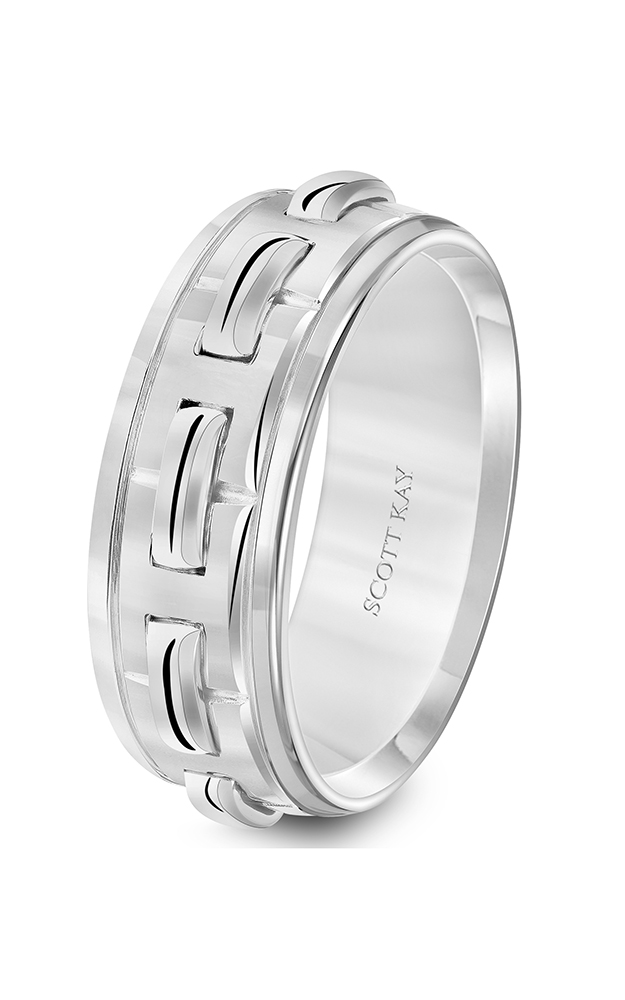 Scott Kay Wedding band 11-SK5628P8-G product image