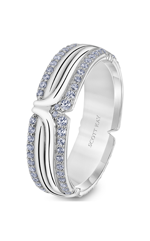 Scott Kay Wedding band 22-SK5623P-G product image