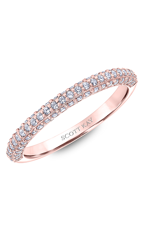 Scott Kay Heaven's Gates Women's Wedding Band 31-SK6020R8-L.00 product image