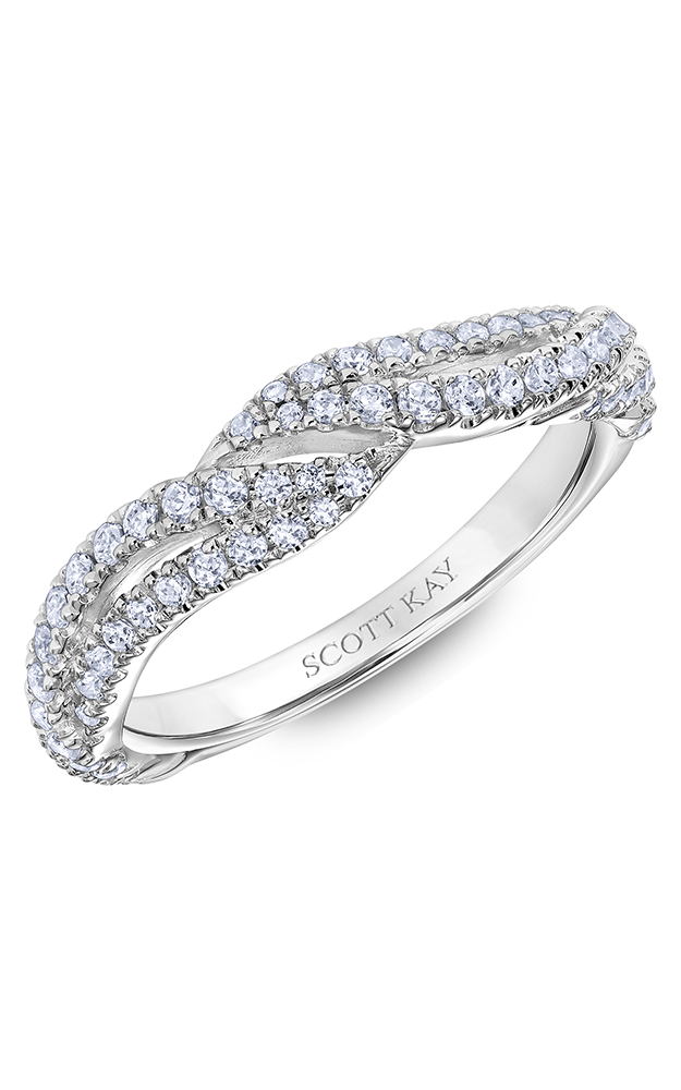 Scott Kay Wedding band 31-SK6001P-L product image