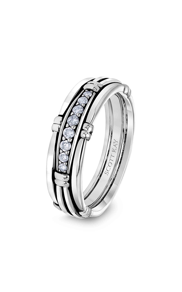 Scott Kay Wedding band 22-SK5558P7-G product image