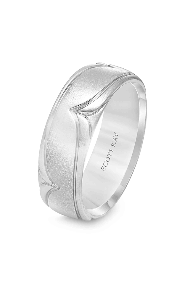 Scott Kay Wedding band 11-SK5556P75-G product image