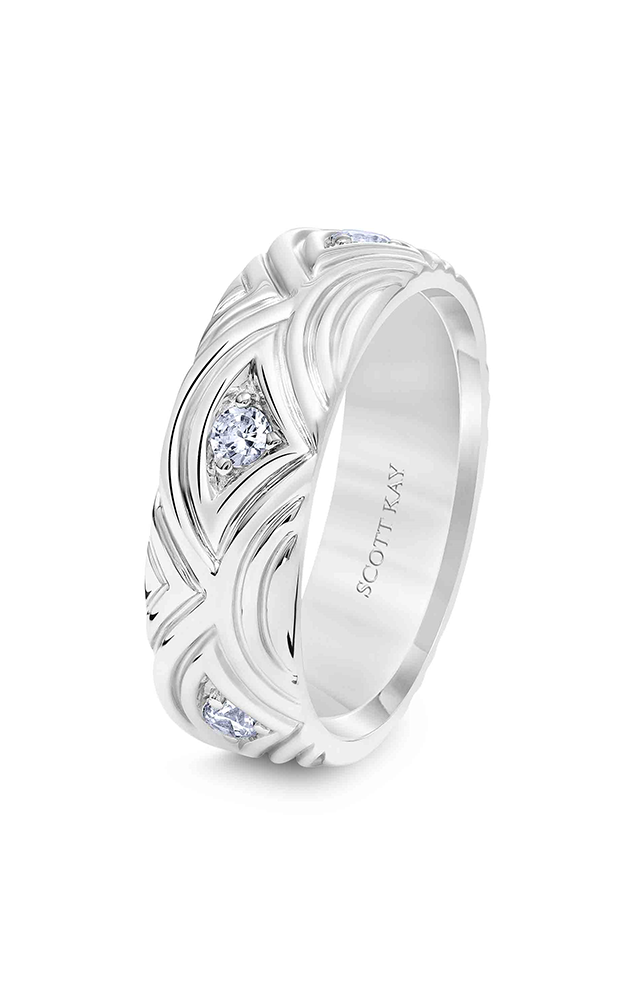 Scott Kay Wedding band 22-SK5549P7-G product image