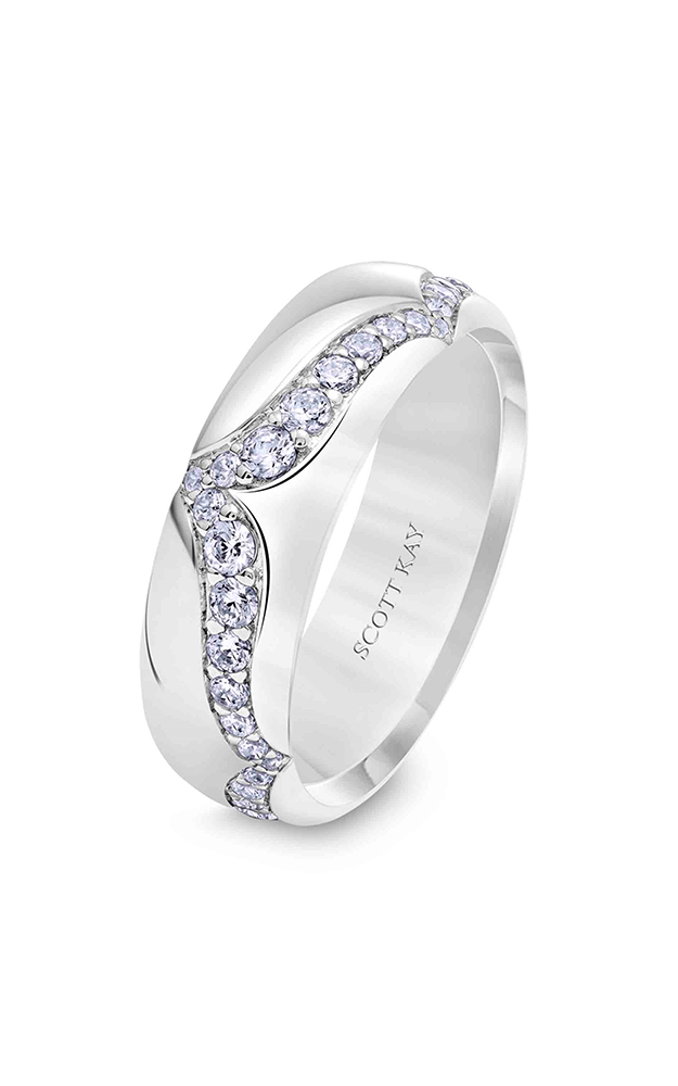 Scott Kay Wedding band 22-SK5555P7-G product image