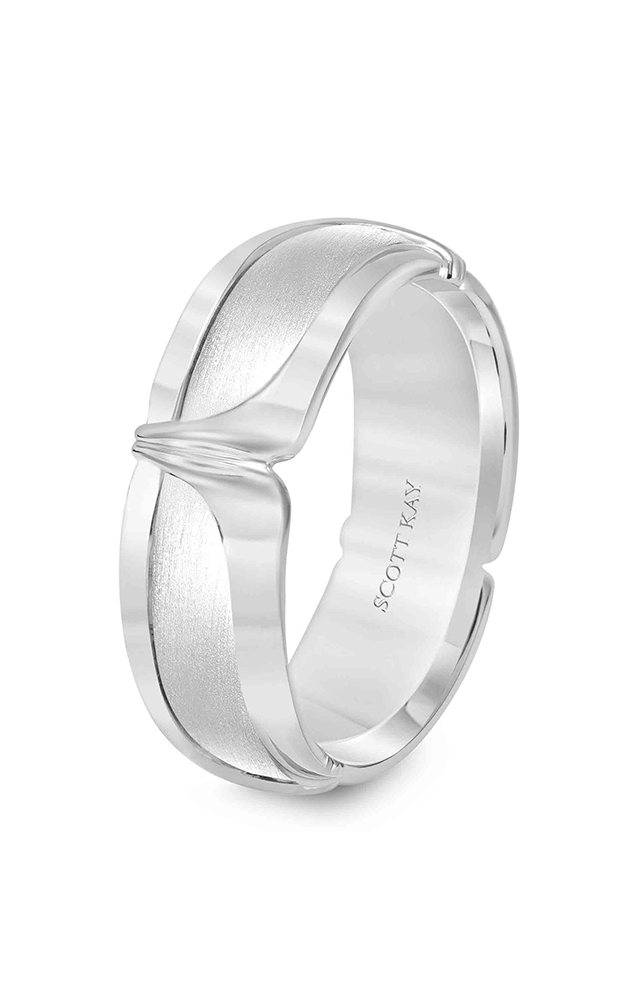 Scott Kay Wedding band 11-SK5557P75-G product image