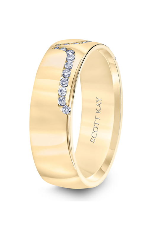 Scott Kay Wedding band 22-SK5660Y7-G.01 product image