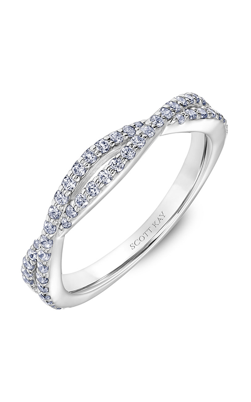 Scott Kay Wedding band 31-SK5635W-W.00 product image