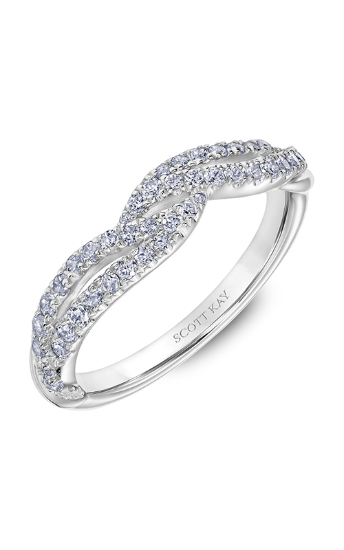 Scott Kay Wedding band 31-SK5631P-W.00 product image