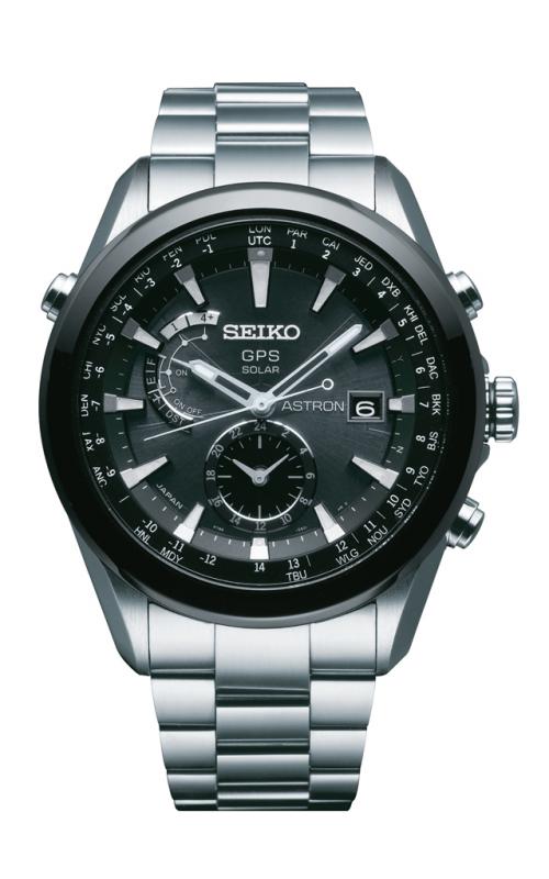 Seiko Astron Solar GPS Watch SAST003