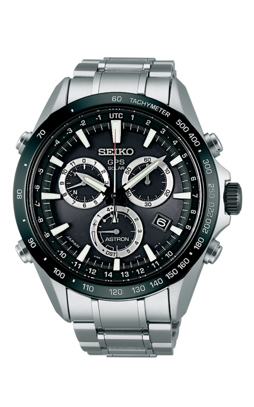 Seiko Astron Solar GPS Watch SSE011