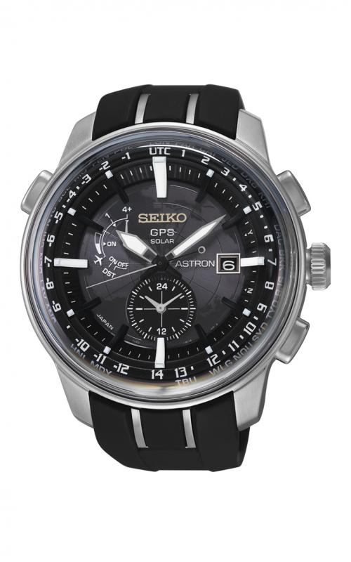 Seiko Astron Solar GPS Watch SAS031
