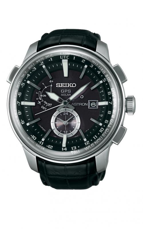 Seiko Astron Solar GPS Watch SAS037