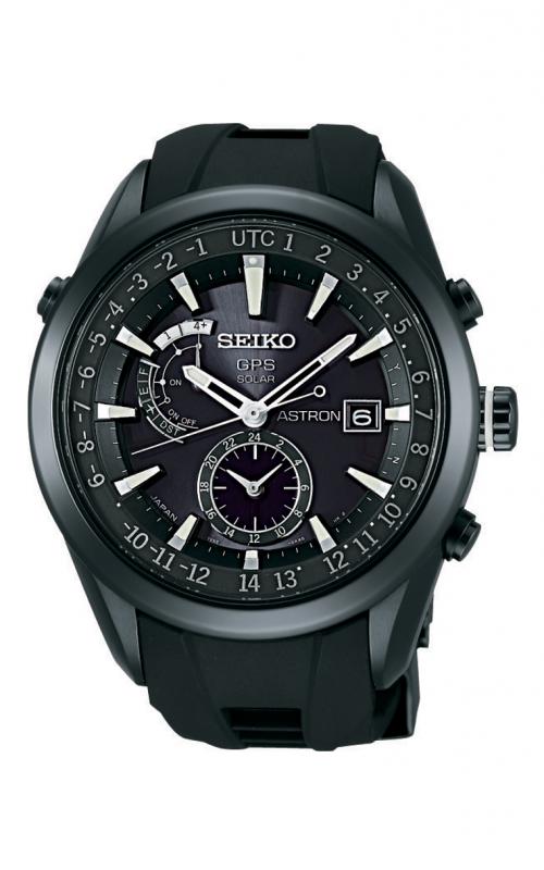 Seiko Astron Solar GPS Watch SAST011